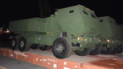 Romania đã tiếp nhận Hệ thống tên lửa pháo binh cơ động cao M142 đầu tiên từ Hoa Kỳ