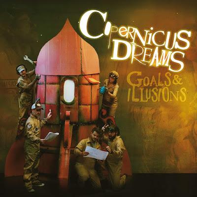 Crítica: Copernicus Dreams - 'Goals & Illusions' (2021)