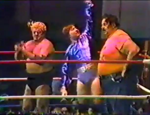 Clothesline Move New ProWresBlog WWA AllStar Championship Wrestling 606060985