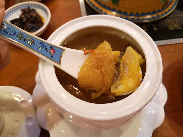 Naqu Cordyceps Double-Boiled Soup