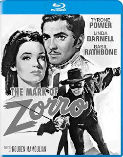 La Marca del Zorro – Blanco y Negro [BD25] *Con Audio Latino