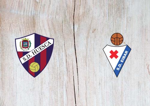 Huesca vs Eibar -Highlights 07 November 2020