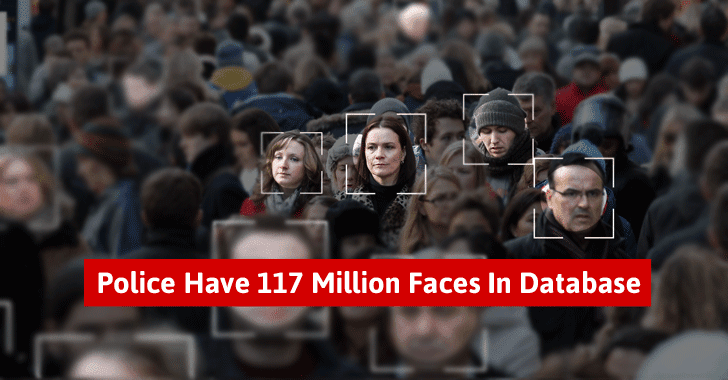 Police Scan 117 Million Driving Licence Photos for Face Recognition Database