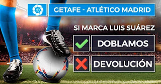 Paston promo Getafe vs Atletico 13-3-2021