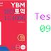 Listening YBM Practice TOEIC LC 1000 - Test 09