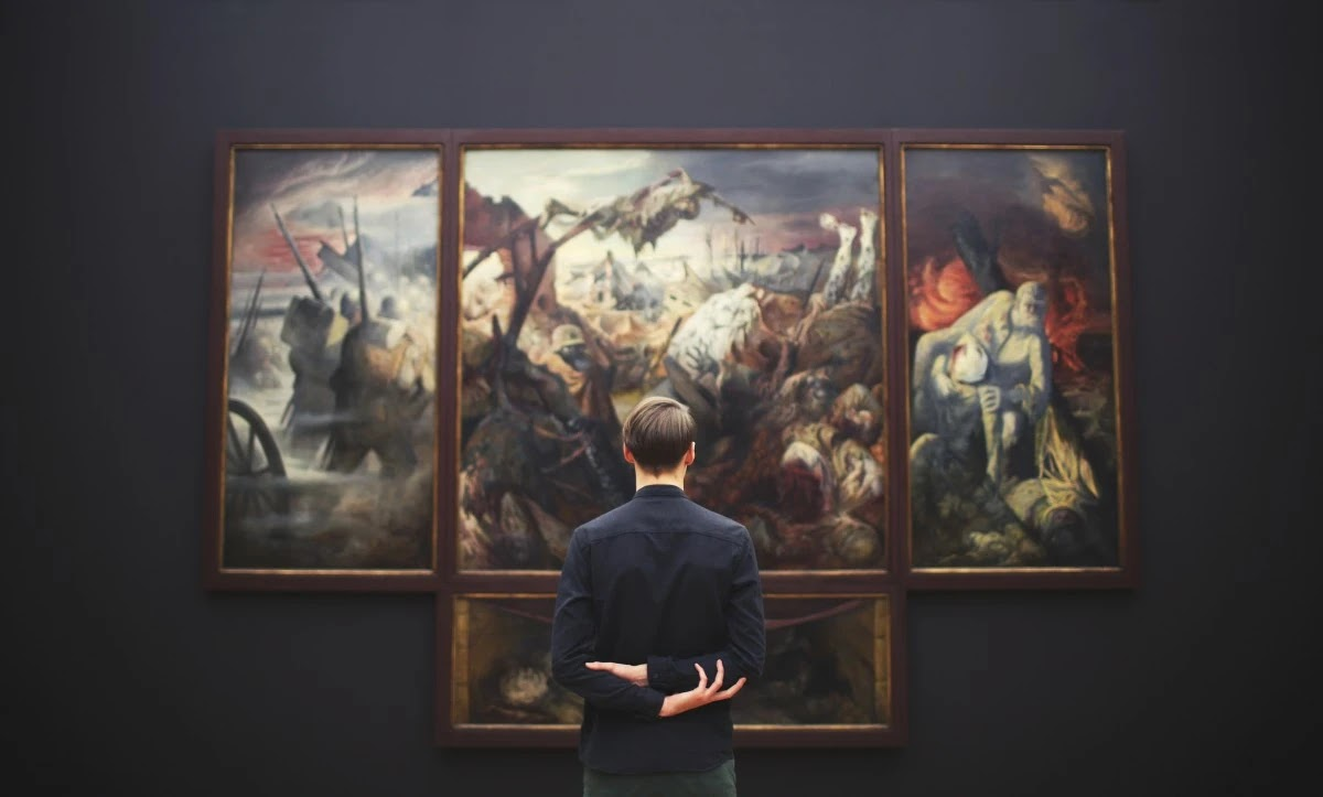 Art   How To Read A Painting ?