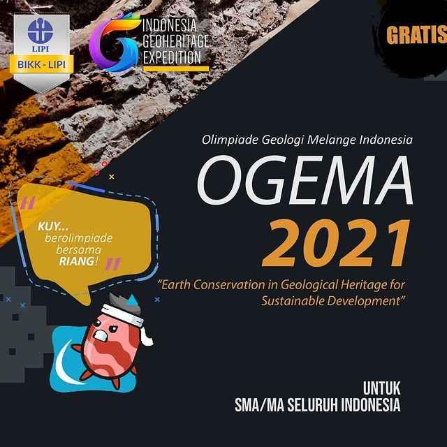 Olimpiade-Geologi-Melange-Indonesia-(OGEMA)-2021