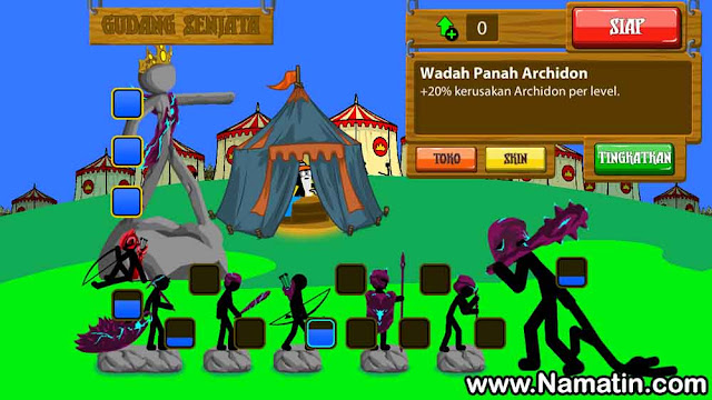 cheat stick war legacy bahasa indonesia
