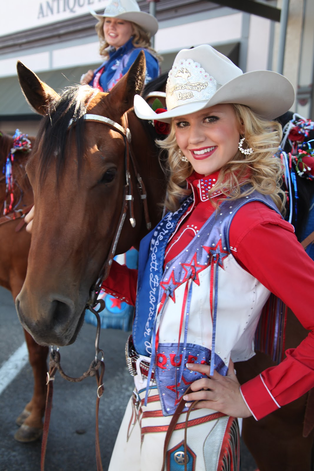 The Rancher S Daughter So You Wanna Be A Rodeo Queen