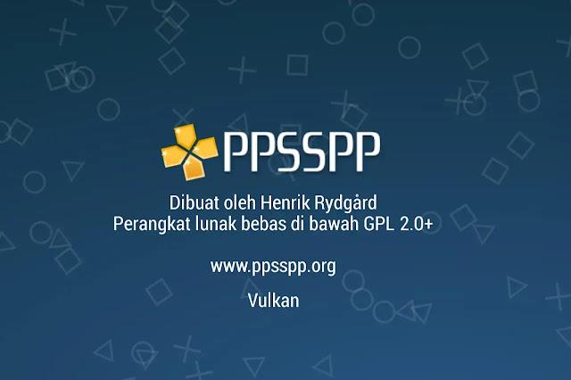PPSSPP GOLD Versi Terbaru APK Premium Gratis