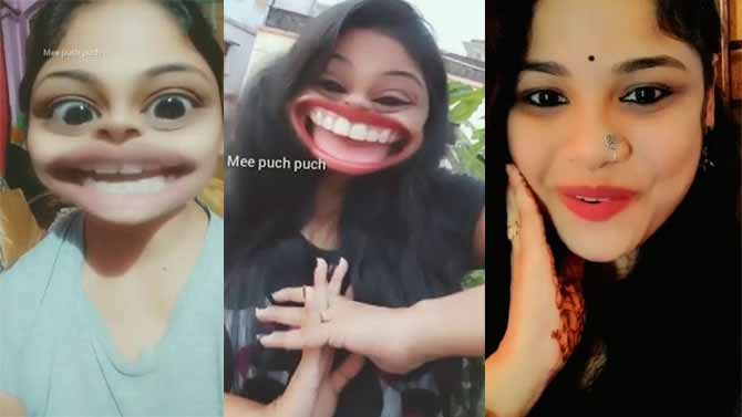Mee Puch Puch Odia Most viral Comedy Videos by Itika Priyadarshini