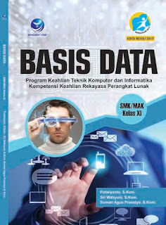 Basis Data, Kompetensi Keahlian Rekayasa Perangkat Lunak SMK/MAK Kels XI