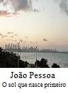 João Pessoa. Um castelo no Brasil