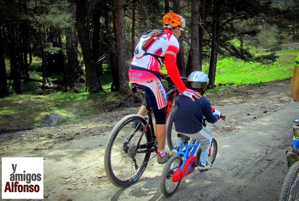 Mi querida bicicleta - AlfonsoyAmigos