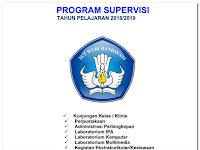 Program Supervisi Kepala Sekolah 2018