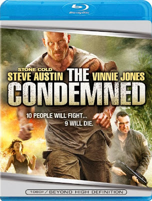 The Condemned 2007 Dual Audio BRRip 480p 200Mb HEVC x265