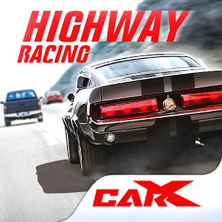 تحميل لعبة CarX Highway Racing مهكرة للاندرويد