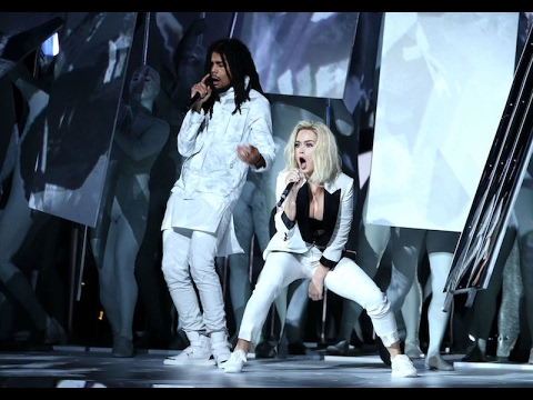 Song Lyric Katy Perry Ft Skip Marley Chained To The Rhythm Lirik