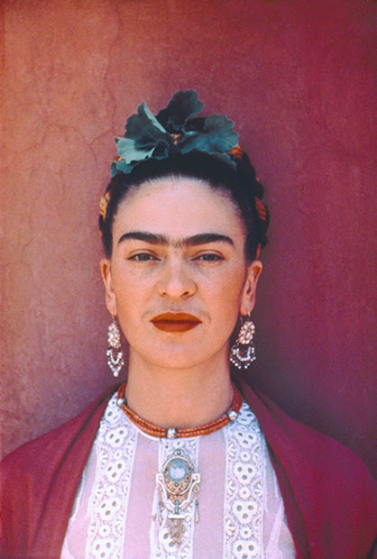 Gorgeous Color Of Frida Kahlo