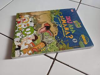3 Komik Dooly Si Anak Dinosaurus