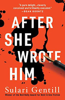 Review - After She Wrote Him by Sulari Gentill