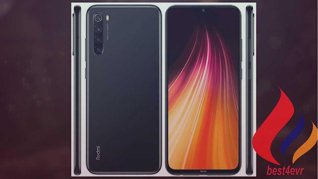 سعر وموصفات هاتف  Xiaomi redmi note 8