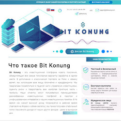 Bit Konung: обзор и отзывы о bitkonung.com (HYIP СКАМ)