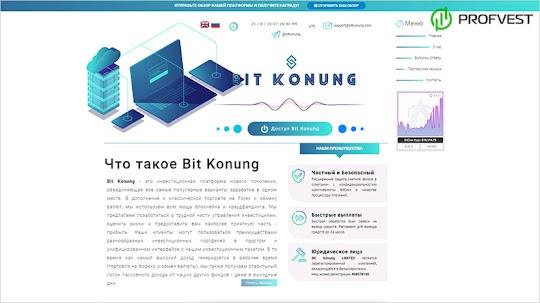 Bit Konung: обзор и отзывы о bitkonung.com (HYIP платит)