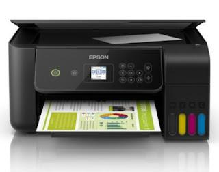 Epson EcoTank L3160 Pilotes d'imprimante gratuit