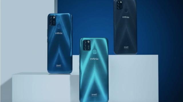 الإعلان الرسمي عن هاتف Infinix Smart 5 بقدرة بطارية 5000 mAh