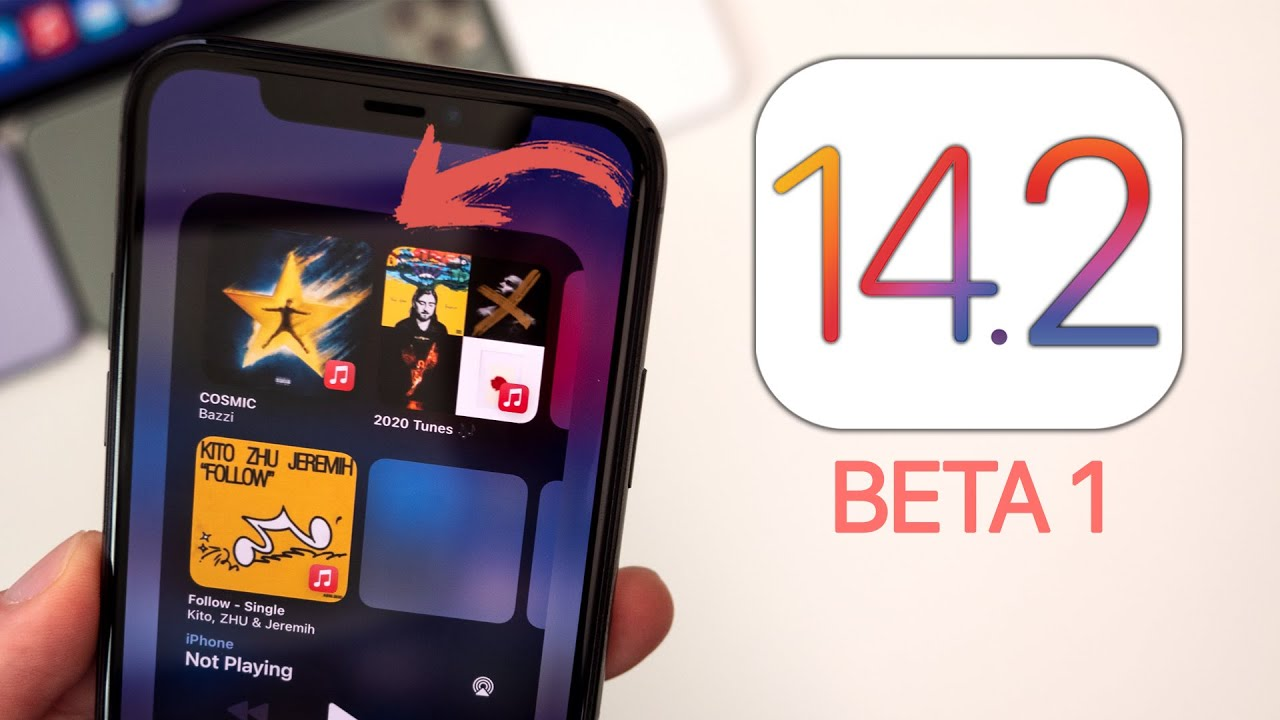 Apple Seeds First Beta Of iOS 14.2, watchOS 7.1, And tvOS 14.2