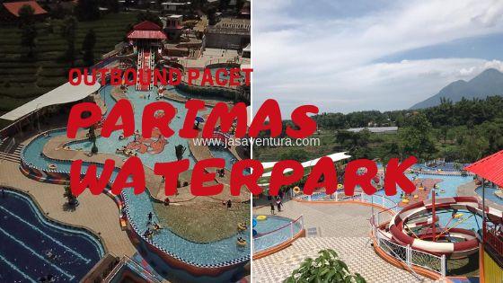 outbound anak pacet parimas waterpark