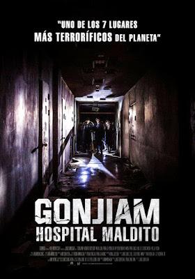 Gonjiam Haunted Asylum [2018] [DVD] [R1] [NTSC] [Latino] [V2]