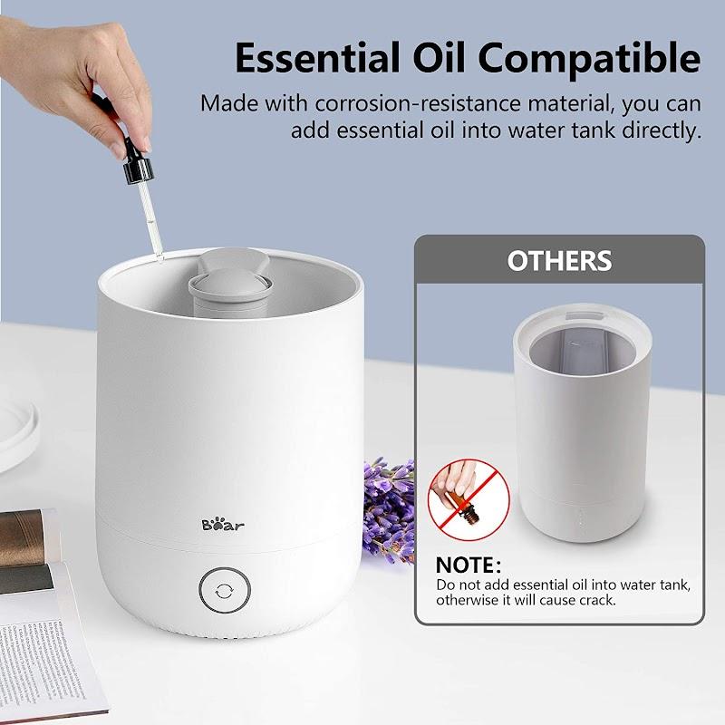 50%OFF  4.5LCool Mist Humidifier