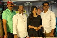 Anjali in Black Short Dress at Chitrangada Movie Success Meet 004.JPG