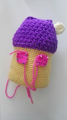 casita a ganchillo crochet