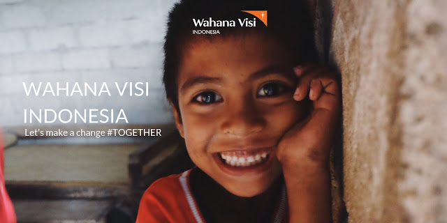 Sponsor Anak Wahana Visi Indonesia