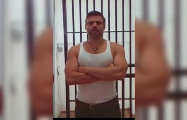 ¿Tuvo privilegios Leopoldo López mientras se encontraba preso en Venezuela?