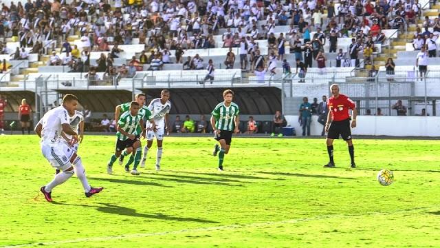 Ponte Preta bate recordes com a vitória sobre o Coritiba