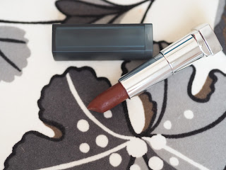 Maybelline Creamy Matte in Divine Wine