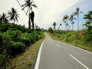 Fun to ride all the way from Kota Kinabalu to Kudat