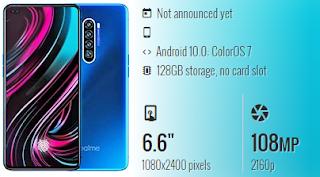 Realme X50G 5G chipset sd 765G rilis januari 2020