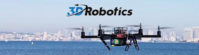 3DRobotics Tecnología