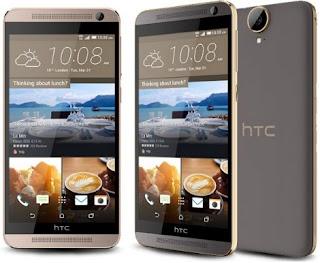 HTC One E9 layar 5,5 inci harga 4 jutaan