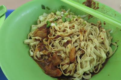 Xing Heng Feng Guo Tiao Tan (新恆豐粿條攤), mee pok