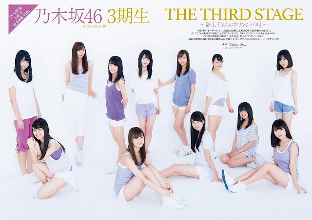 乃木坂46 Nogizaka46 The Third Stage Wallpaper HD