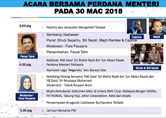 Himpunan Usahawan Bumiputera 2018, HUB 2018,