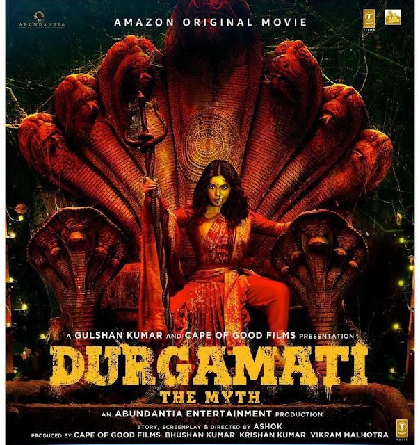 Durgamati Film Download: