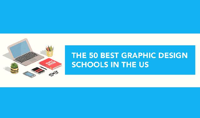 50 Top Notch Graphic Design Schools for Digital Designers