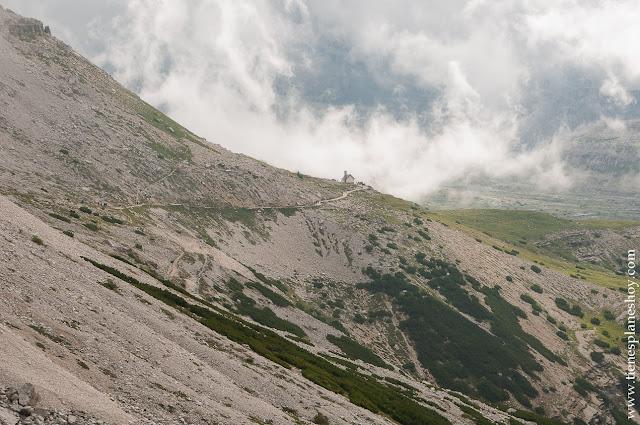 Ruta Dolomitas Tres Cimas de Lavaredo Italia